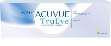 Lowest Price 1-Day Acuvue TRUEYE Contact Lenses 30 Pack - Best Price Online!