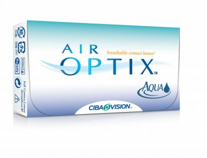 Best Price Air Optix Aqua Contact Lenses 6PK - Lowest Price Online!