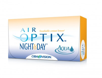 Best Price Air Optix NIGHT & Day Aqua Contact Lenses 6 PK - Lowest Online Price!