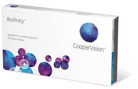 Best Price Biofinity EW Contact Lenses 6 Pk - Lowest Online Price