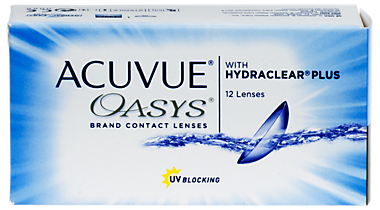 Best Price Acuvue Oasys Hydraclear Contact Lenses (12 Lens Pack) - Lowest Price Online!