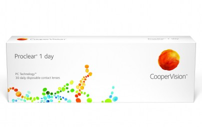 Lowest Price Proclear 1-Day Contact Lenses by CooperVision