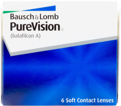 Best Price PureVision Contact Lenses 6 PK - Lowest Online Price!