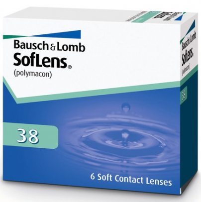 Best Price SofLens 38 Contact Lenses 6 Pk - Lowest Online Price!