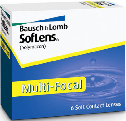 Best Price SofLens MULTIFOCAL Contact Lenses 6 Pack - Lowest Online Price!
