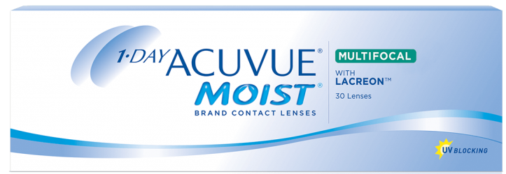 1 day acuvue moist multifocal contacts 30 lens pack