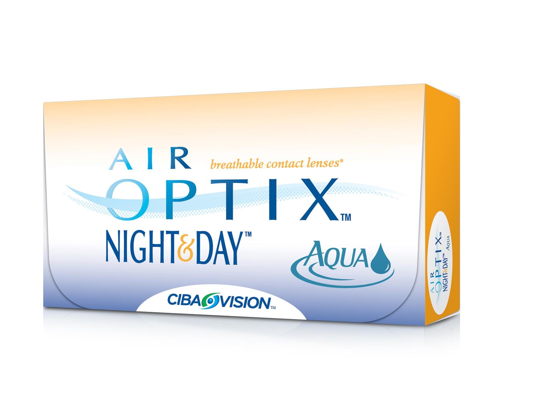discount sales price air optix night day aqua contact. Black Bedroom Furniture Sets. Home Design Ideas