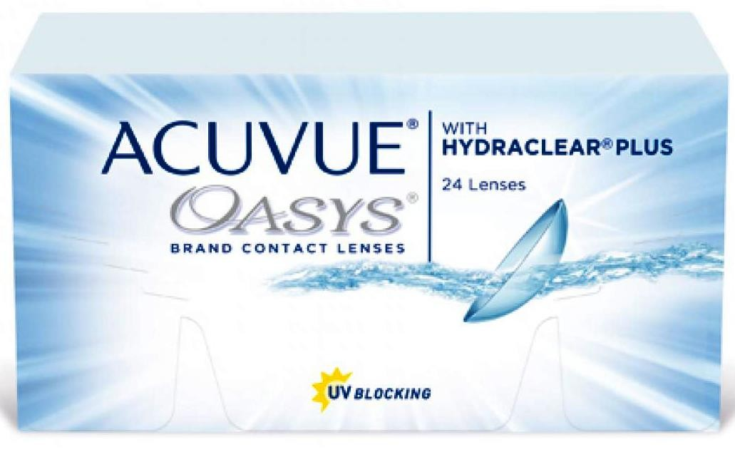 b467664745e21 Best Price Acuvue OASYS w Hydraclear Plus Contact Lenses 24 Pack - Lowest  Price Online