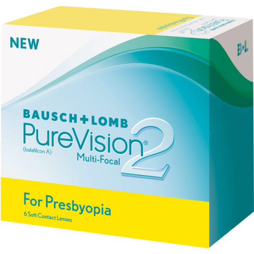 discount price purevision 2 for presbyopia multifocal contact lenses