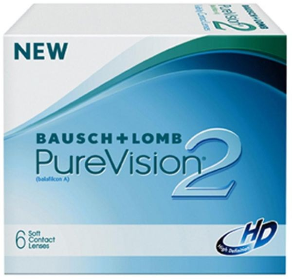 887659506305f Best Price PureVision 2 HD Contact Lens 6PK Discount Price A High ...