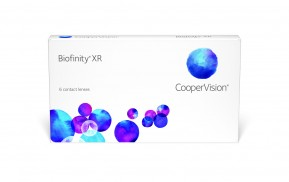 Biofinity XR Contact Lenses 6 Pack  - Limited Stock