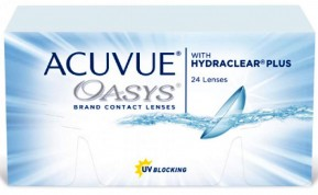 Best Price Acuvue OASYS w/Hydraclear Plus Contact Lenses 24 Pack - Lowest Price Online!