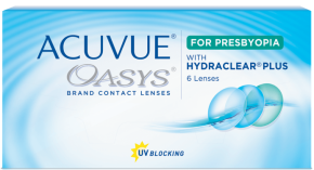 Best Price Acuvue OASYS for Presbyopia (MULTIFOCAL) Contact Lenses - Lowest Price Online!