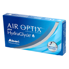 Best Price Air Optix® Plus HydraGlyde Contact Lenses 6PK - Lowest Online Price!