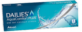 Best Price DAILIES AquaComfort Plus Contact Lenses 30 Pk - Lowest Online Price!