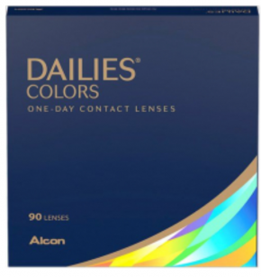 Dailies COLORS Contacts 90 Pack - Low Online Prices @ Lens Experts