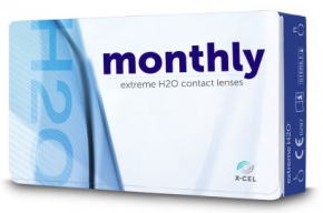 Extreme H2O MONTHLY 12PK Contacts (formerly Clarity H2O)