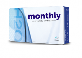 Best Price Extreme H2O MONTHLY Contact Lenses 6 Pack - Lowest Cost (was Clarity)