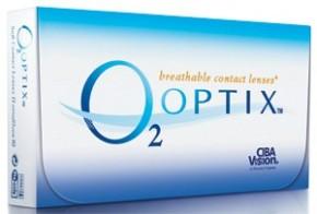 Lowest Price O2 Optix Contact Lenses 6 PK - Best Online Price!