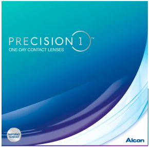PRECISION1 Contacts 90 PACK with SmartTechnology - Low Online Prices