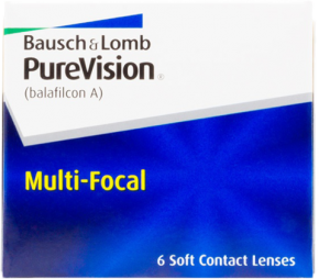 Best Price PureVision MULTIFOCAL Contact Lenses 6 PK - Lowest Online Price!