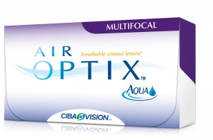 Air Optix MULTIFOCAL Aqua Contact Lenses 6 Pack - Best Price