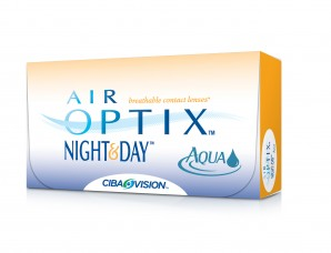 Air Optix NIGHT & DAY Aqua Contact Lenses 6 Pack - Best Price