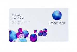 Biofinity Multifocal Contact Lenses 6 Pack - Best Price