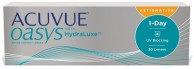 Best Price Acuvue Oasys 1-Day for Astigmatism Contact Lenses 30 Pack - Online Discount Price