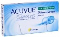 Best Price Acuvue OASYS MULTIFOCAL for PRESBYOPIA Contact Lens 6 Pack - Lowest Price Online!