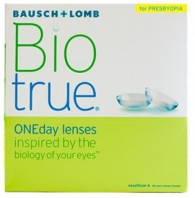 Best Price Biotrue ONEday for Presbyopia 90 Pack - Lowest Cost