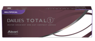 Best Price Dailies Total 1 Multifocal - Water Gradient - 30 Pack