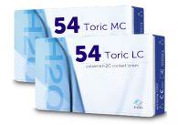 Best Price Extreme H2O 54 TORIC LC|MC Contact Lenses - Lowest Online Price!