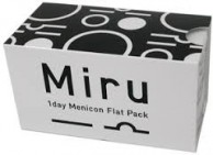 Best Price MIRU Contact Lenses (30 Lens Flat Pack) - by Menicon