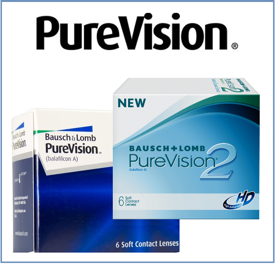 Best Price PUREVISION Contact Lenses - PureVision TORIC, PureVision 2 for Astigmatism, PureVision 2 MULTIFOCAL for Presbyopia, PureVision MULTIFOCAL