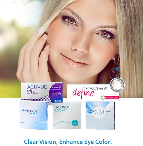 Lens Experts Quality Contact Lenses Online Order Discounts
